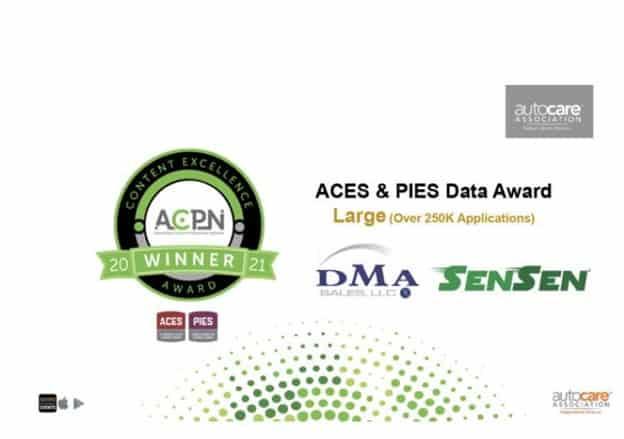 Illumaware Customer DMA Sales LLC Wins 2021 Prestigious ACPN Content Excellence Award